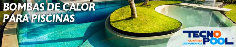 Bombas de calor piscinas