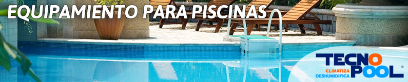 Equipamiento para piscinas