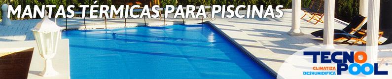 Mantas térmicas piscinas