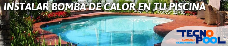 Instalar bombas de calor en tu piscina
