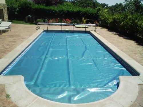 Lonas para piscina lonas termicas para piscina for Lonas para tapar piscinas