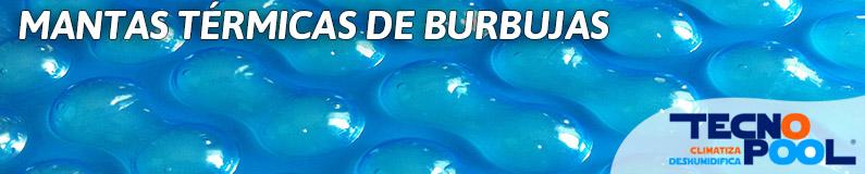 Mantas térmicas de burbujas