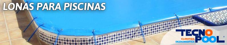 Comprar lonas para piscinas