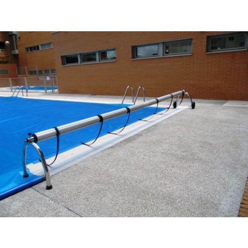 Cubiertas y mantas tecnopool mantas termicas para for Manta termica piscina