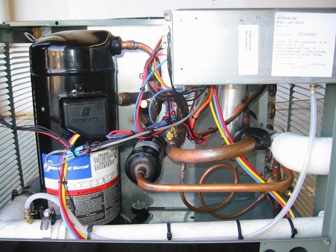 Piezas de recambio bombas de calor